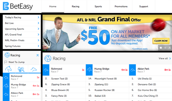 Online Wagering Brand BetEasy Appoints GPY&R Melbourne