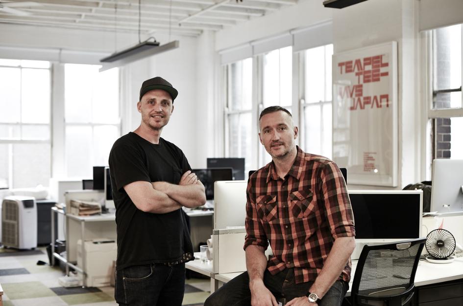 Sydney Art Director Al Spiers & Designer Thom Davy Launch Stashboard