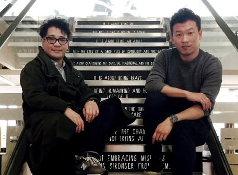 Leo Burnett Hong Kong Promotes Alfred Wong and Brian Ma to Joint ECDs