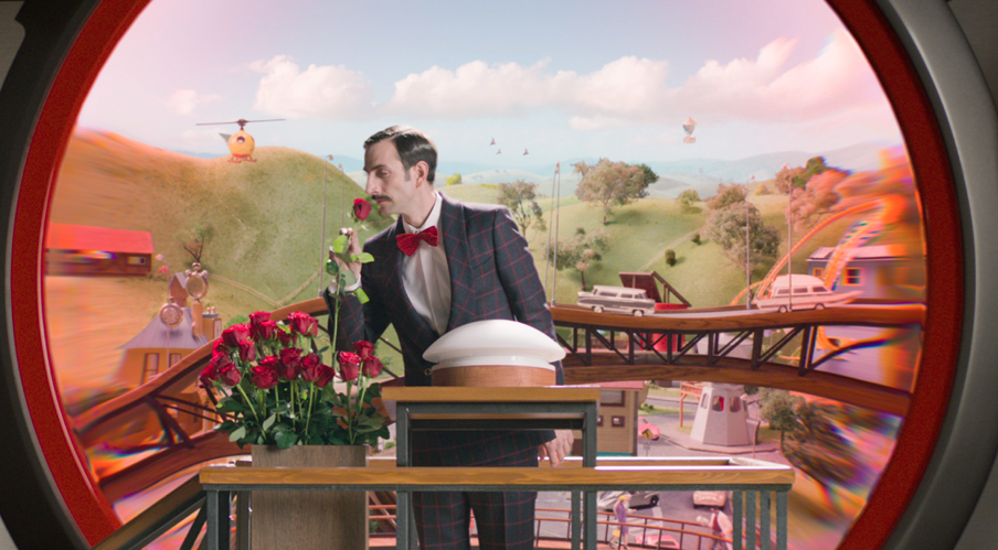 Photoplay's Scott Otto Anderson Directs An Extraordinary World