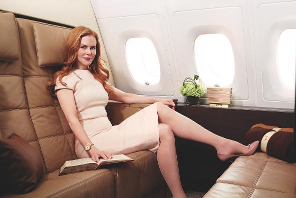 Etihad Airways & M&C Saatchi Sydney's New Global Campaign Stars Screen Icon Nicole Kidman