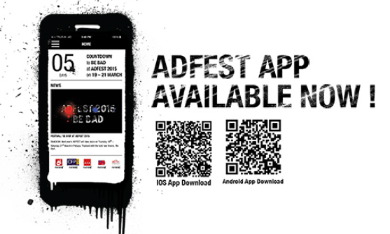 Get The 2015 Adfest App For IOS and Android