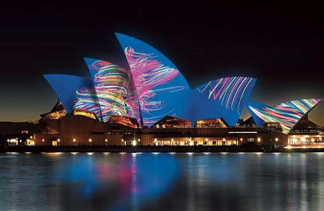 Bang PR Appointed by Destination NSW to Promote Vivid Sydney 2015