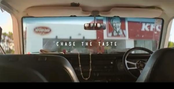 KFC Says 'Chase the Taste' in New Campaign via Ogilvy Sydney