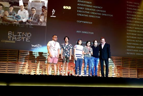 BBDO Bangkok is Thailand's Most Awarded Agency at Adfest 2015