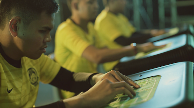 Digi Malaysia Helps the Visually Impaired Watch Football with Footbraille