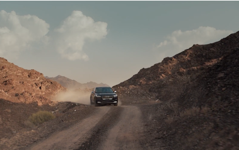 Lincoln Aviator Captures the Spirit of Entrepreneurship in Inspirational Campaign