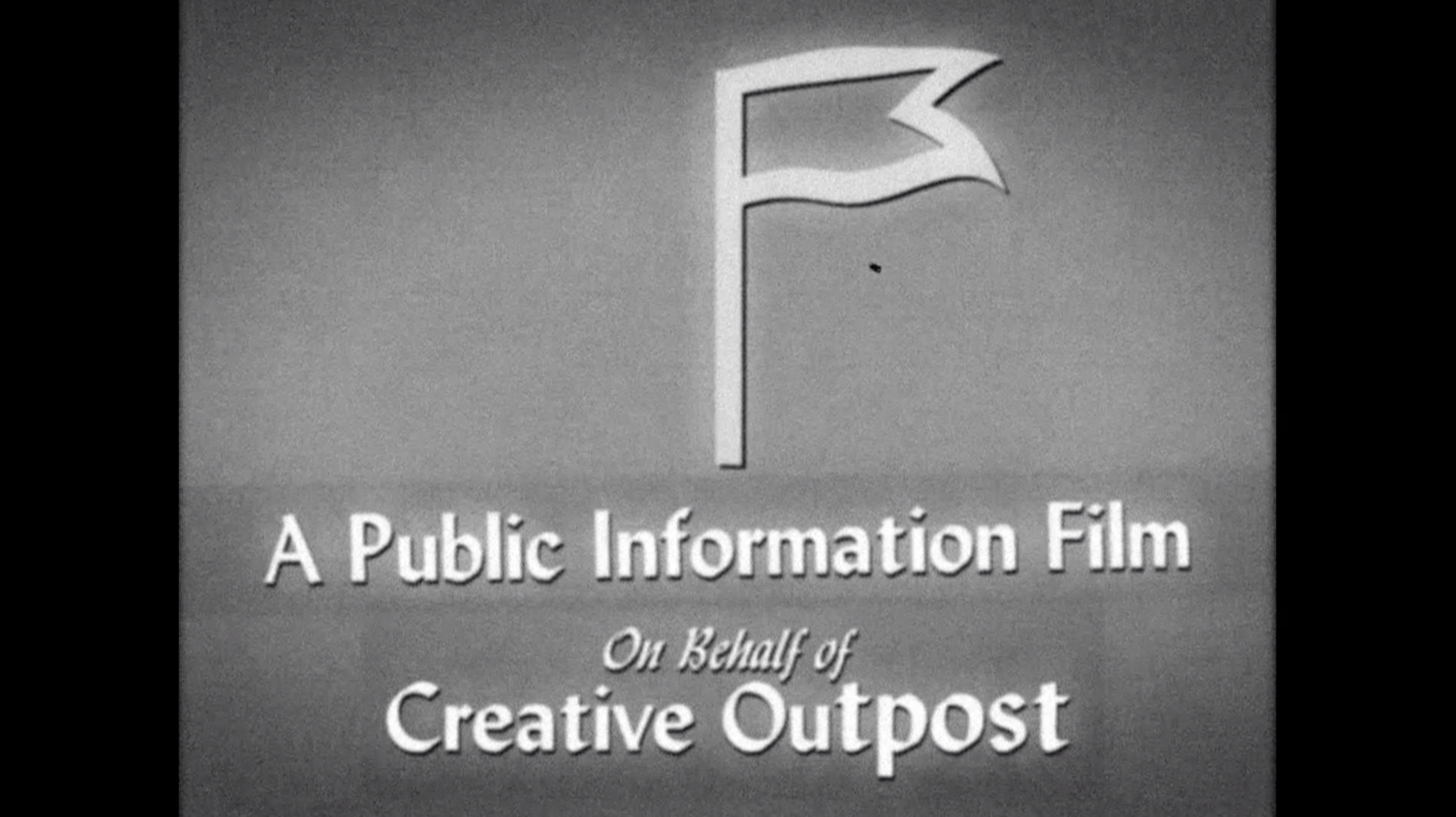 Creative Outpost Releases Tongue-in-Cheek Public Information Film