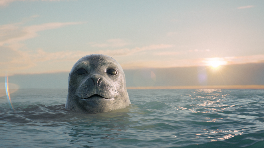 Carlsberg and WWF's Adorable Seal Commits to a Sustainable Future