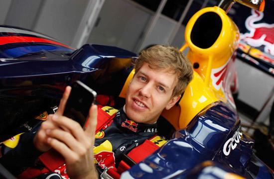 Red Bull Launch Racing Spy App