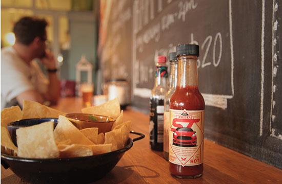 The Fiery Fiesta ST