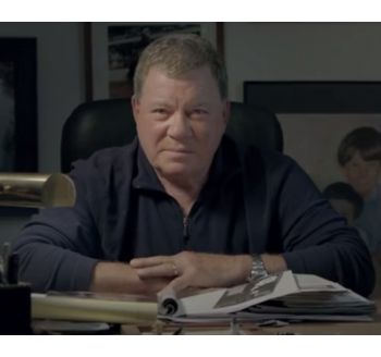Darkness Falls This Earth Hour With William Shatner