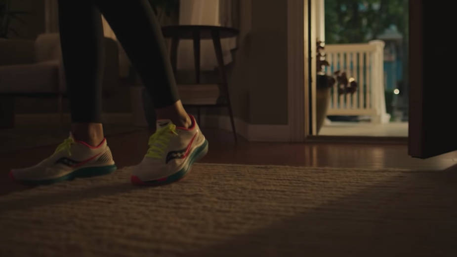 Saucony's Endorphin Collection Gets You Moving Faster Than Your Dog