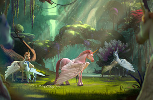 4Creative and Smith & Foulkes Head to Fantasy Land in Gorgeous Grand National Animation