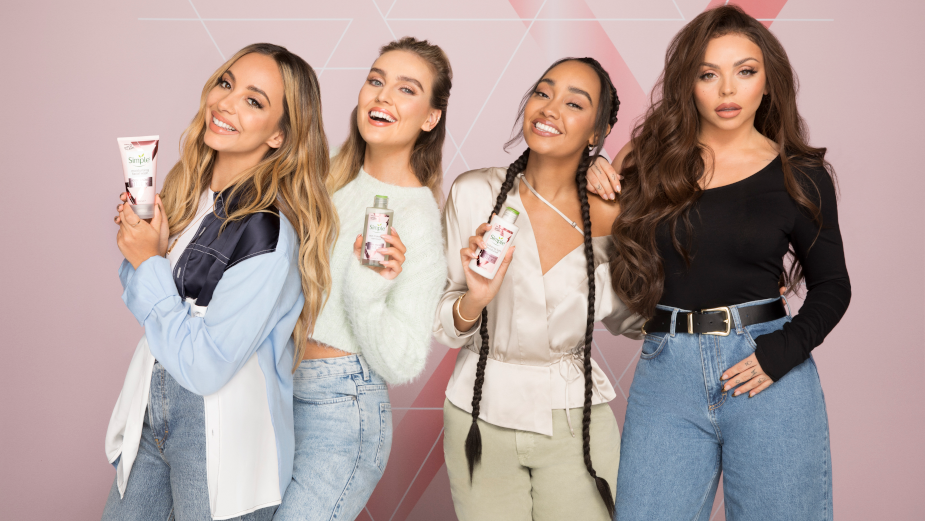 Spread Kindness with Simple Skincare and Little Mix's Joyous Spot