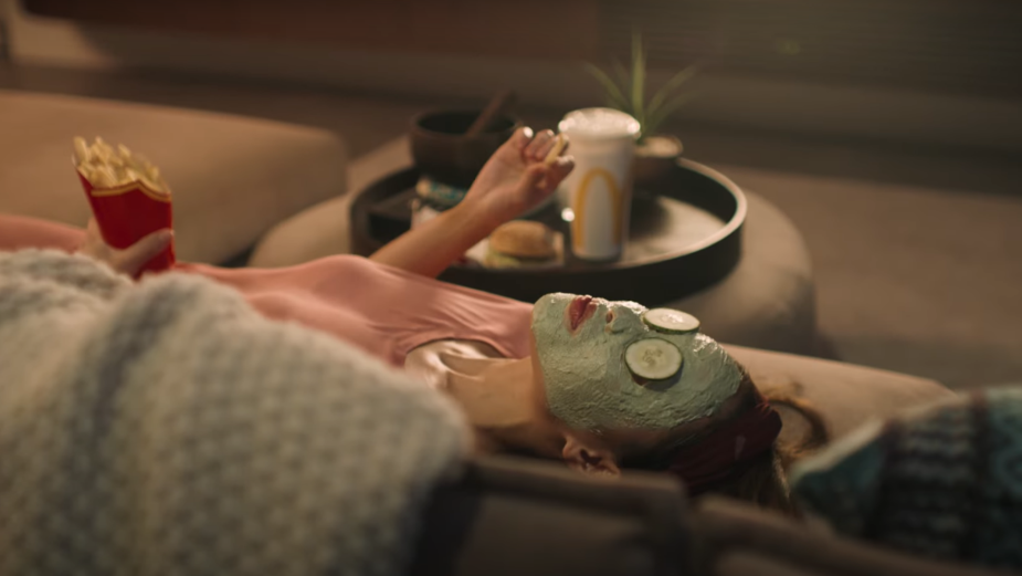 McDonald's Singapore Shows How Nights-In Have Become the New Nights-Out