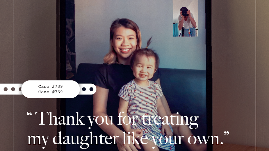 BBDO Singapore and OMD Enable Covid-19 Survivors to Voice Their Gratitude for Front-liners