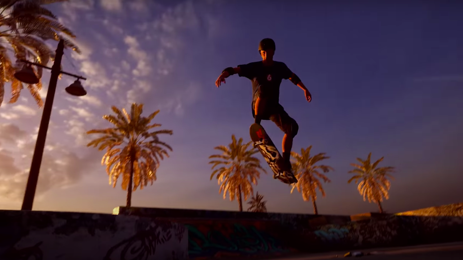 gnet Reignites 90's Nostalgia For Activision's 'Tony Hawk's Pro Skater 1 and 2'