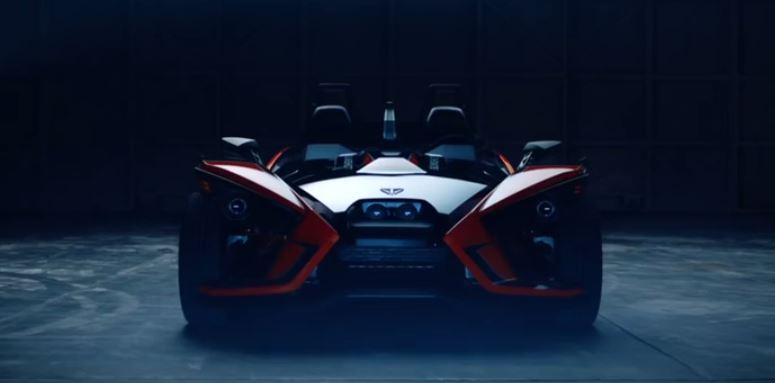Team One and Polaris Dare You to Experience The Slingshot