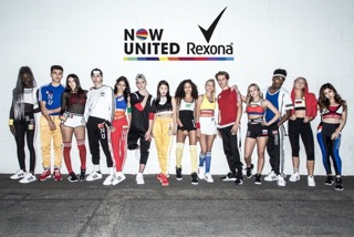 Big Sync Licenses Music for Three Year Rexona and Now United Partnership