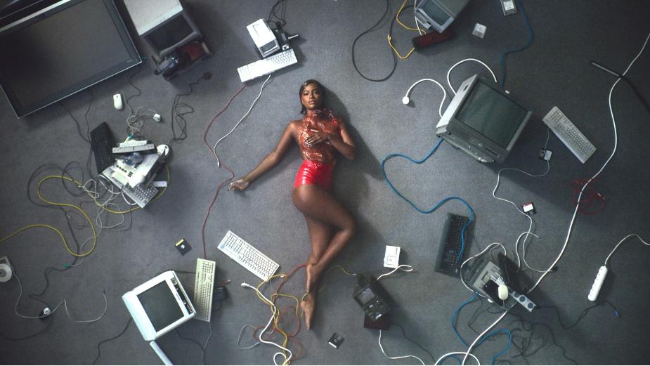 SMUGGLER's Nina Holmgren Crafts Own Distorted Visual Language in New Film for Justine Skye