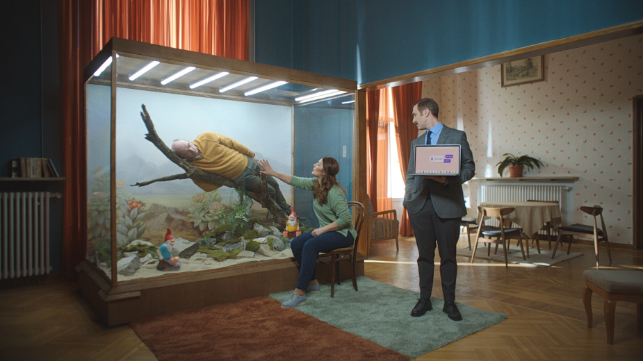 Hypnosis Takes an Absurdly Unexpected Turn in Droga5's Witty Campaign