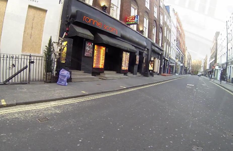 'Soho Lockdown' Shows London Like Never Before