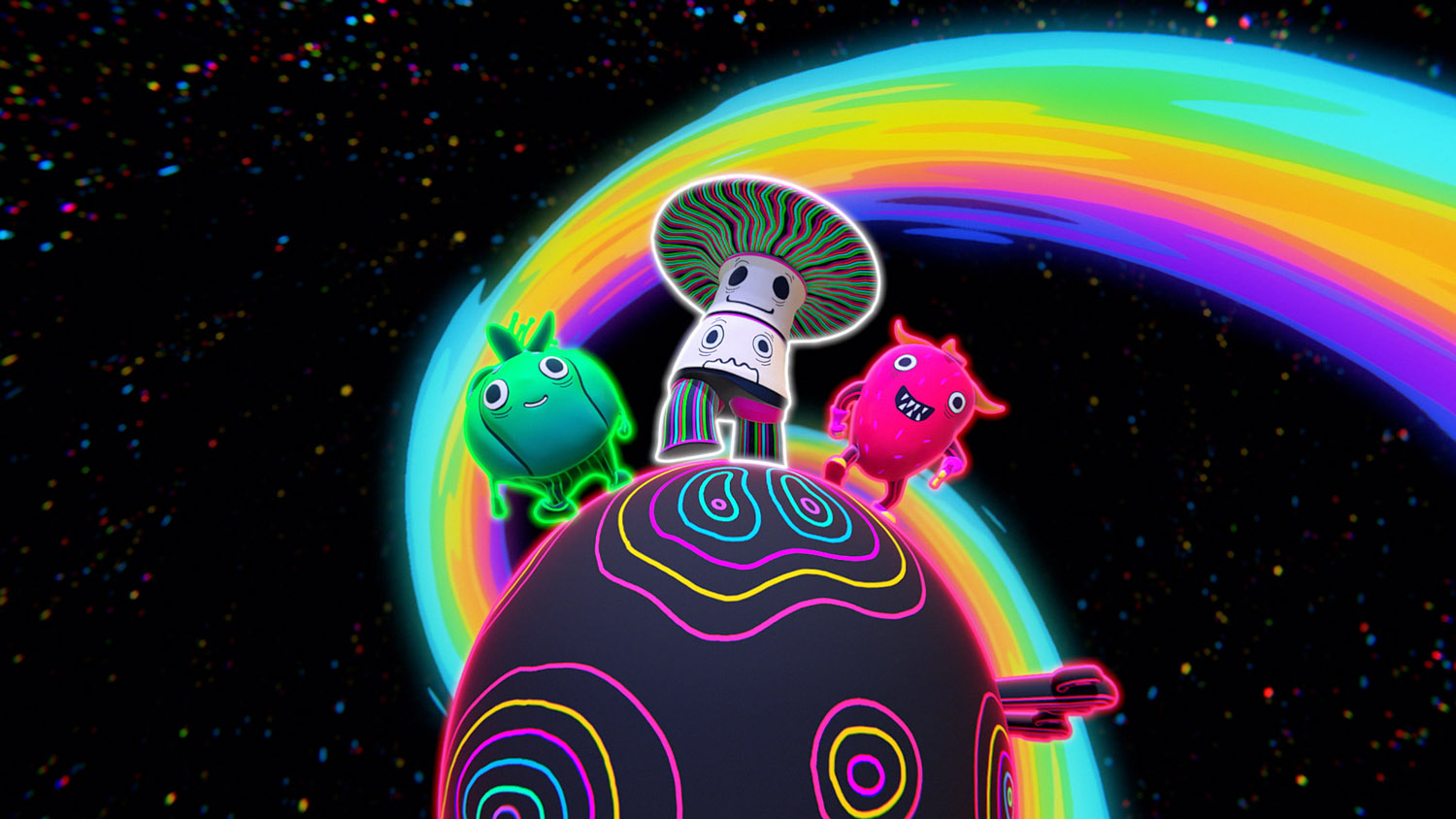 The PNAU Universe Started With a Bang
