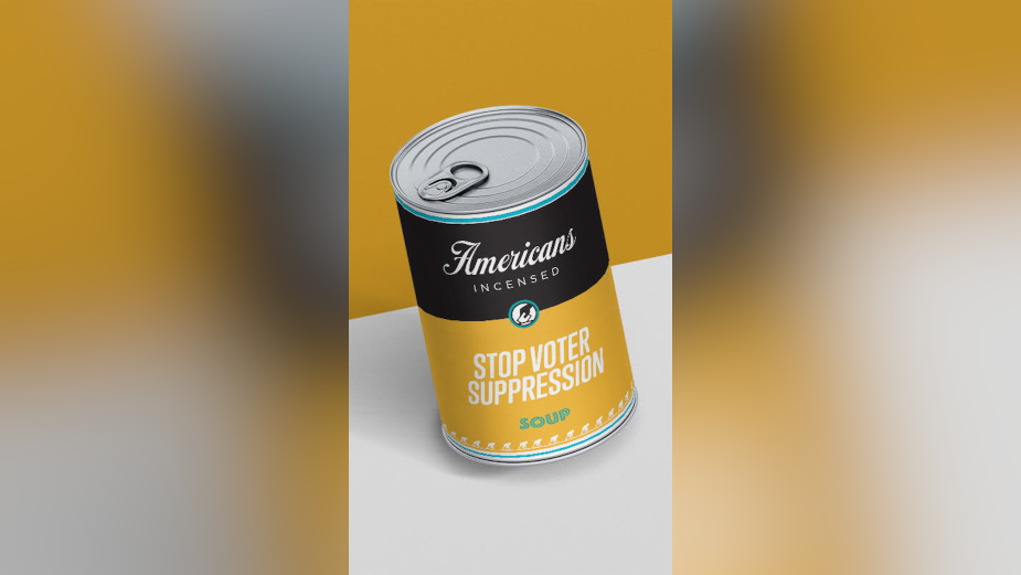 This Isn't Any Soup Can, This is the Most Powerful Soup Can in America