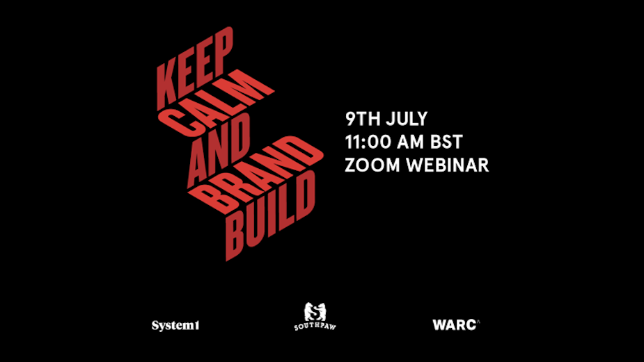 How to Keep Calm and Brand Build
