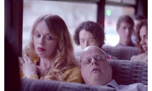 Leo Burnett's Solution to 'Personal Space Invaders' In New Honda Spot