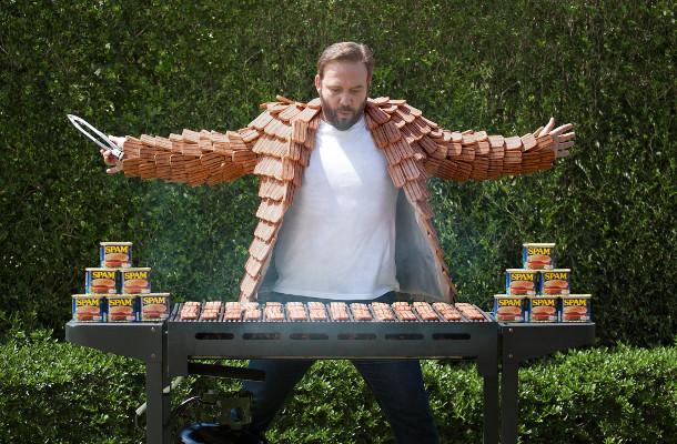 SPAM Returns to Aussie Advertising in Three Weird Films