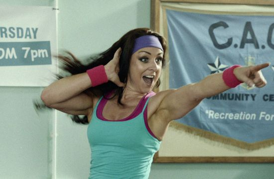 Specsavers Works Out with New Ad