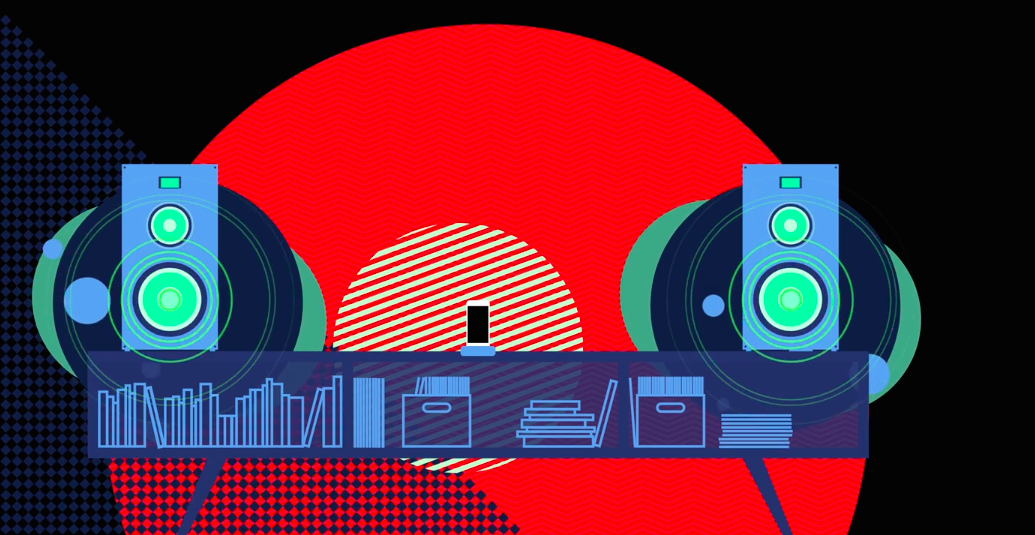 Trollbäck + Company Embraces Bold Colours and Textures in Digital Campaignsfor Spotify