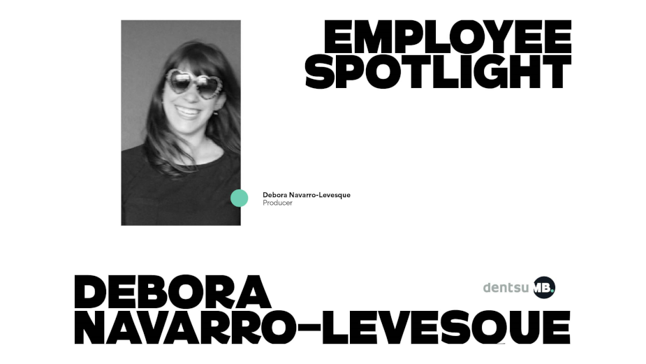 In Conversation with DentsuMB's Debora Navarro-Levesque