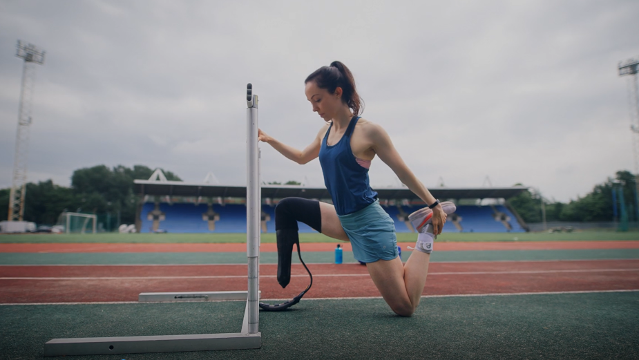 Always Gives Back Sporting Confidence in Motivational Spot with Paralympian Stefanie Reid