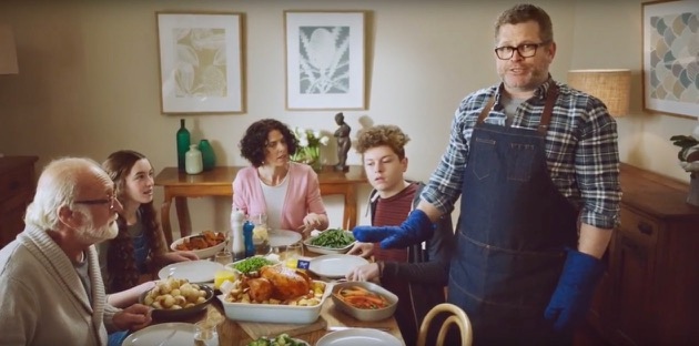 Steggles and M&C Saatchi Sydney's New Campaign Encourages Australians to 'Host a Roast'