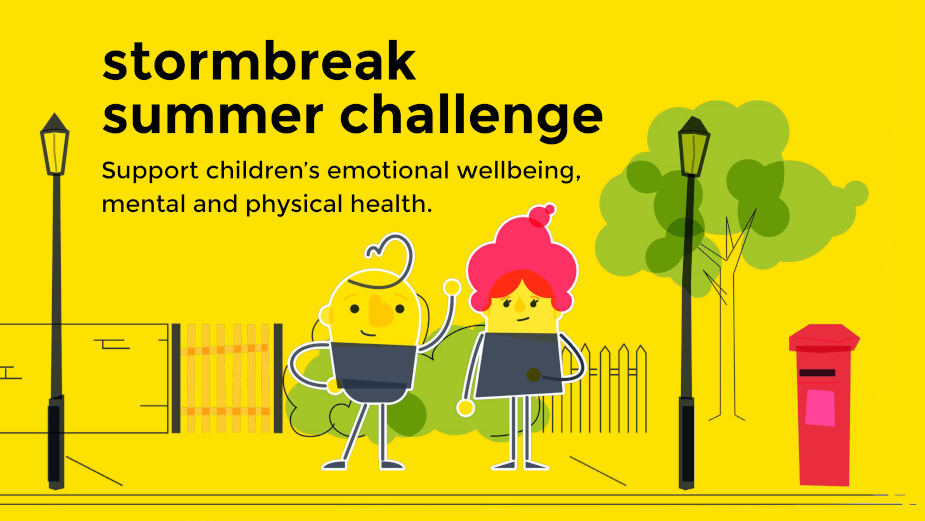 Stormbreak's Summer Challenge Uses Technology to Fight Mental Health