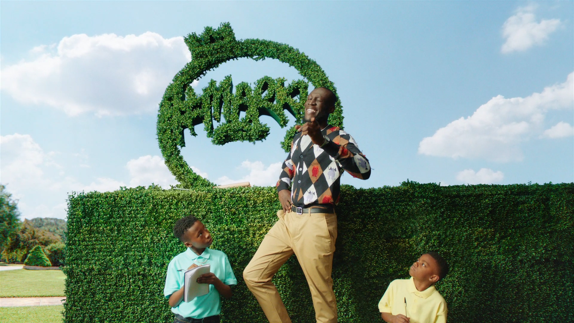 Stormzy and Henry Scholfied Collaborate Again for Ballsy Video 'Sounds of the Skeng'