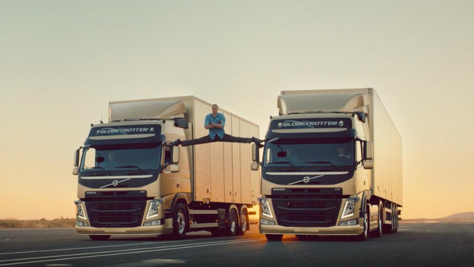 My Most Immortal Ad: Jim Curtis on Volvo Trucks' 'Epic Split'