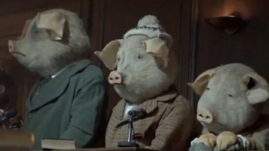 My Most Immortal Ad: Anna Watkins on The Guardian's 'Three Little Pigs