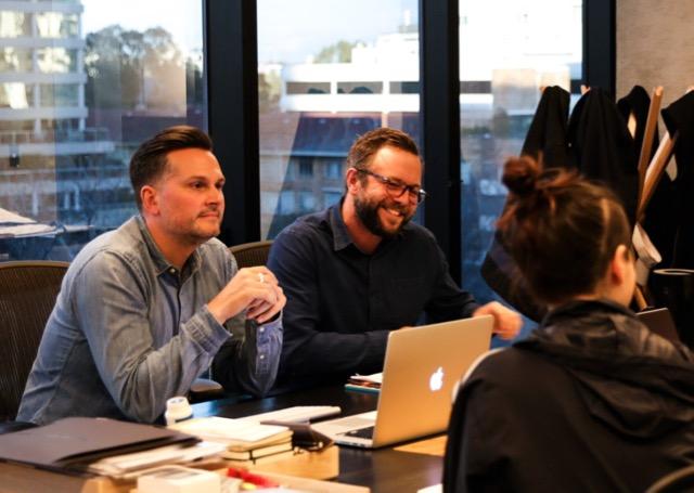 Clemenger BBDO, Melbourne Promotes Evan Roberts and Stephen de Wolf to ECD Roles