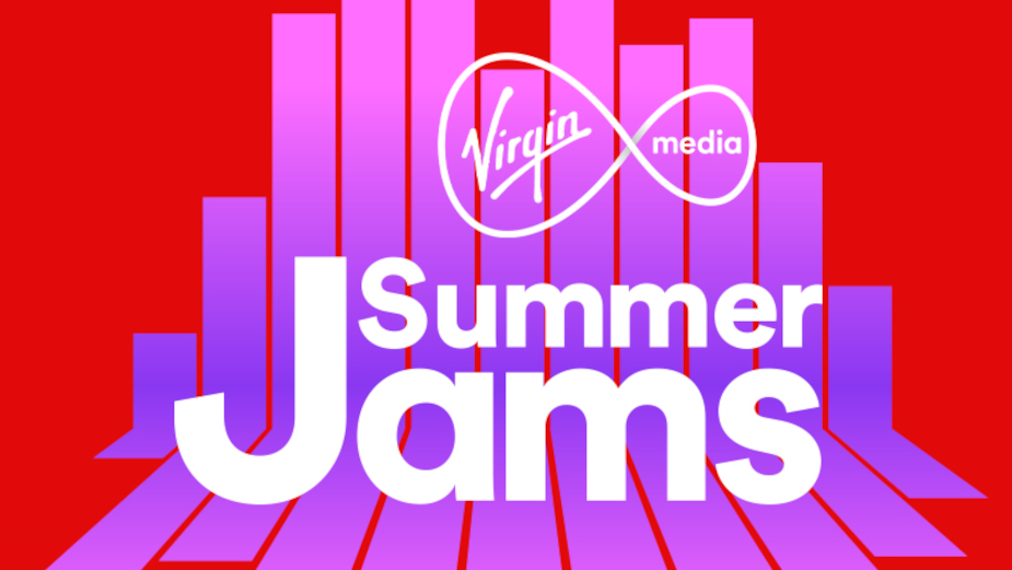 Virgin Media's 'Summer Jams' Offers Star-studded Line-up of Music and VIP Ticket Giveaways