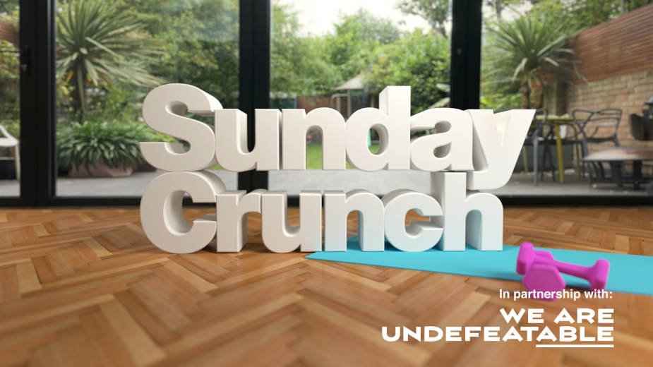 Sunday Brunch Feels the Crunch with We Are Undefeatable