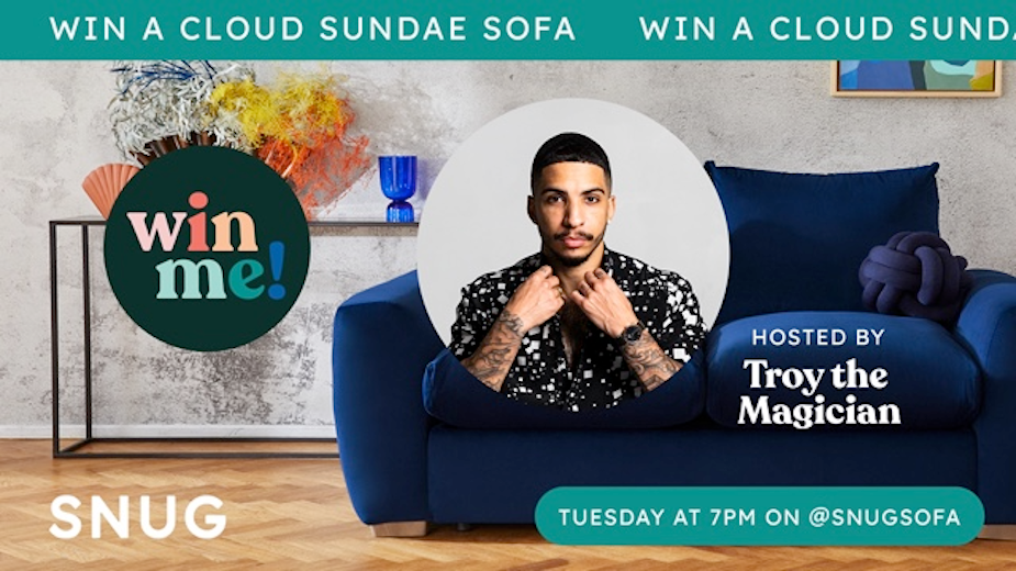 Snug Furniture's 'Magic Sundae' Live Event Leads the Way in Social Commerce