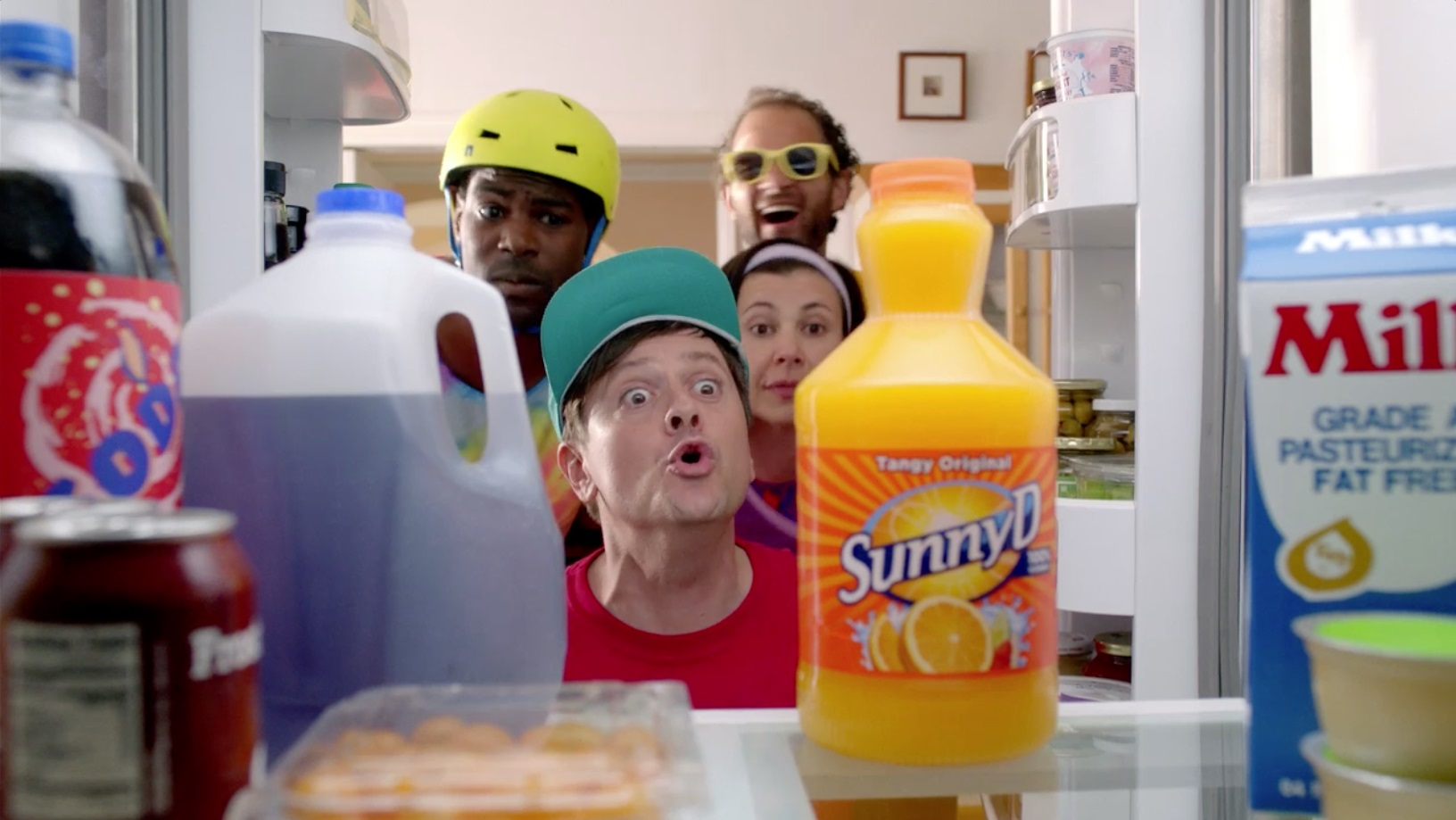 90s Rollerblade Kids Are All Grown Up in Grenadier's SunnyD Film