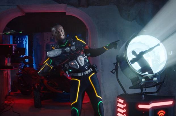 Super Bolt Lights Up the Bolt Signal for Virgin Media