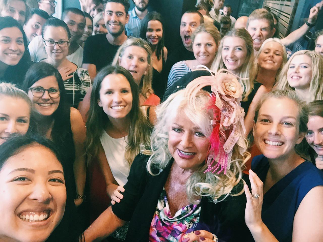 Susie Henry Celebrates 30-Year Milestone at Leo Burnett