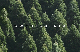 Aaah. Inhale The Purest of Swedish Air in Grey London's Breezy Volvo Ad