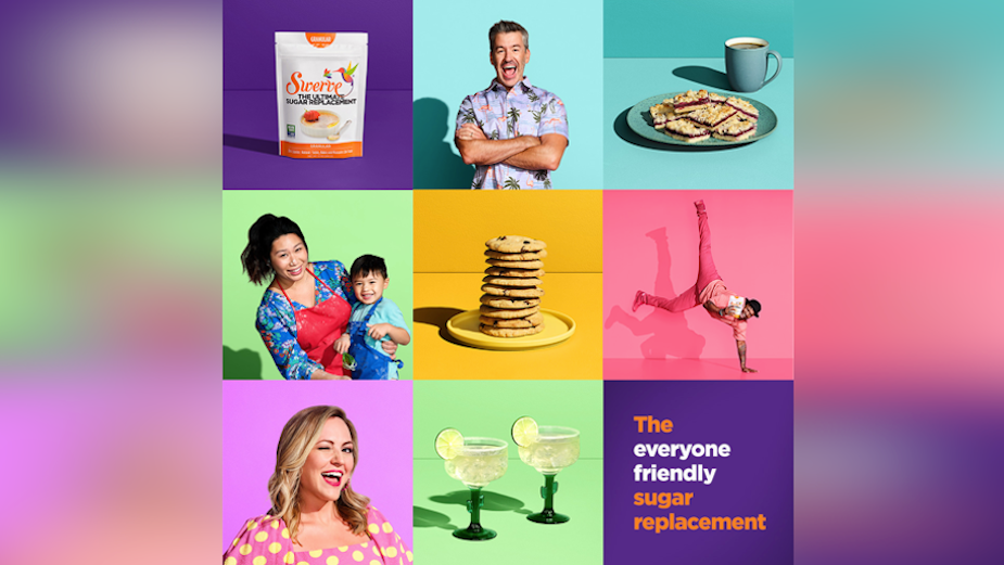Swerve Serves up Sweet New Campaign That Will Keep Everybody Pleased
